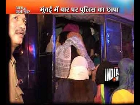 22 girls held in Mumbai bar raids