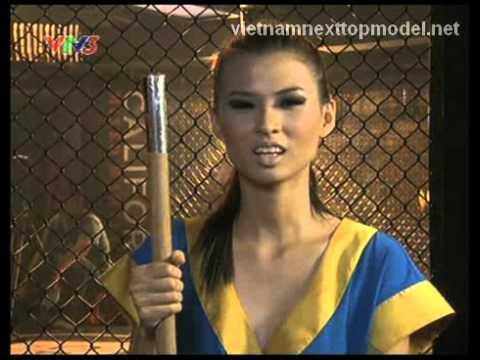 Viet nam next top model 2012 tập 8 - clip 3 (7/10/2012)
