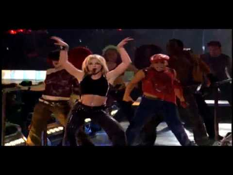Britney Spears 'Dream Within A Dream'Tour Live From Las Vegas 'Boys'[Part09]