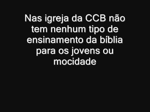 Congregação Cristã no Brasil Igreja ou Heresia ?? parte 1