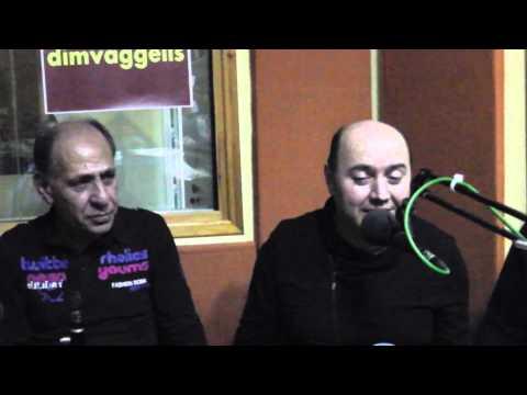 Τίνος καλύβα καίγετε-Μπέκος - Σπυρόπουλος