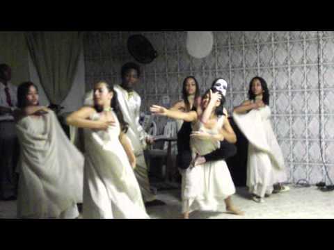Nunca pare de lutar - PEÇA/DANÇA - Ministério de Dança Adoração