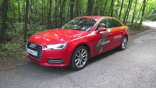 2016 Audi A4 (B9) 1.4 TFSI S- tronic. Start Up, Engine, and In Depth Tour.. MegaRetr