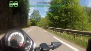 Roadbook moto Haute Savoie : Les Gorges du Pont du Diable