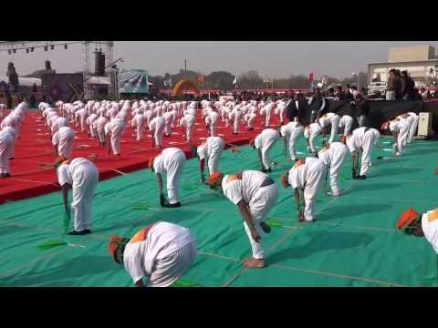 Ahmedabad International Kite Festival 2014 - Part1