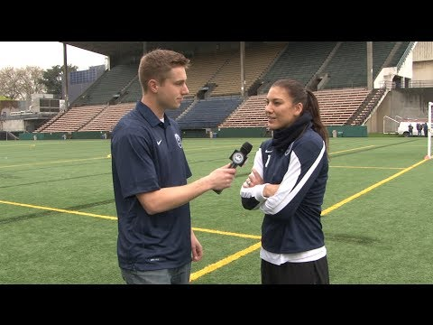 Interview: Hope Solo on Year Two With Reign FC