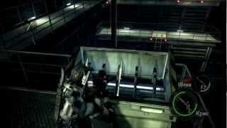 [Coop] Resident Evil 5 - Серия 19: Вескер, Вескер, Вескер...