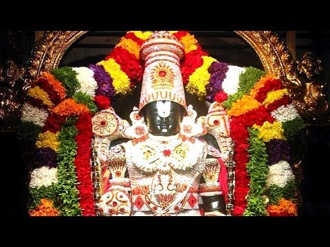 Holy Places: Tirupati Balaji Darshan in Marathi