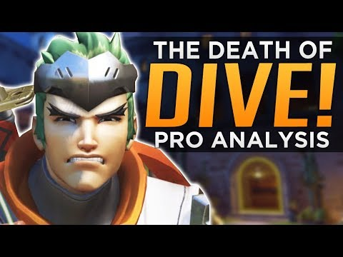 Overwatch: The DEATH of Dive Comp! - Pro Analysis