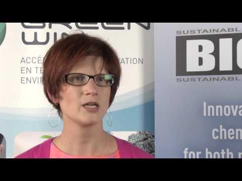 Chimie verte et Biotechnologie blanche - 2014 : Anne Cécile Rihon