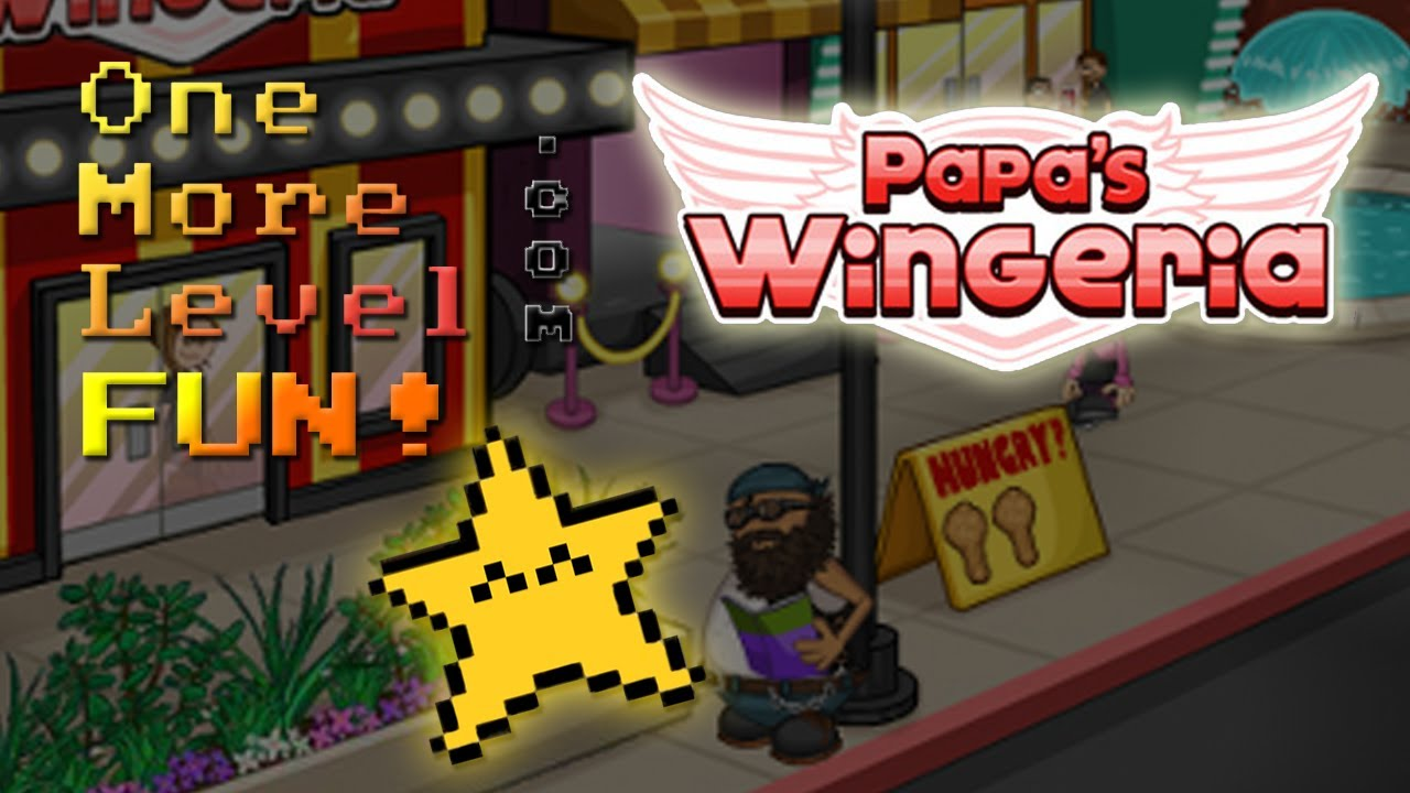 Pictures papas wingeria the latest game in the papas cooking