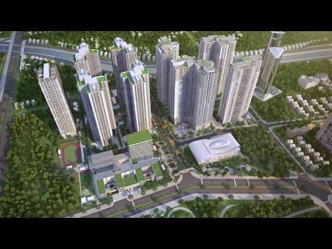 Toàn cảnh dự án TNR Goldmark City