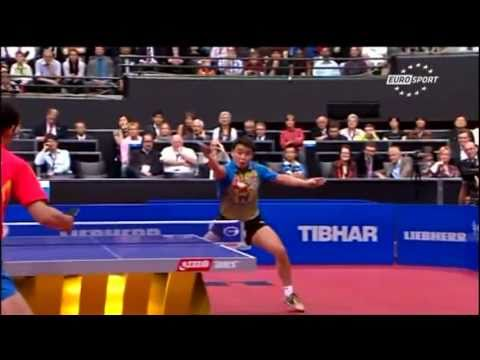 TT- WC Final 2011:  WANG HAO - ZHANG JIKE  [1/4]