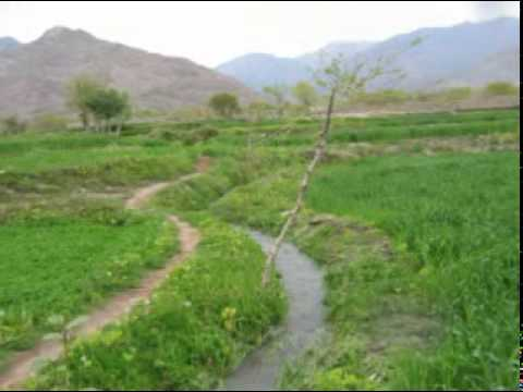 Darainoor Vally of Ningarhar Province, Afghanistan. Pashto Song