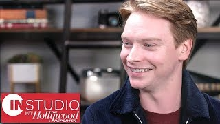 Calum Worthy Explains The Meaning of 'Bodied' & Working with Eminem   In Studio with THR