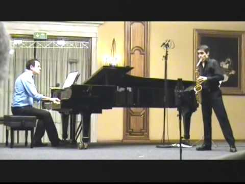 Richard Ducros et Christian Lauba play Wiedoeft !