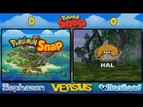 Pokémon Snap Versus: Part 01 (Marriland vs. Sephazon)