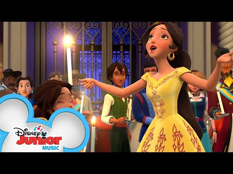 Let Love Light The Way | Elena of Avalor | Disney Junior