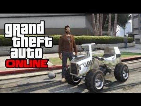 GTA 5 Online Trevers Blazzer On Xbox 360