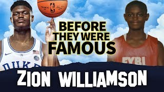 Zion Williamson | Before They Were Famous | NCAA March Madness