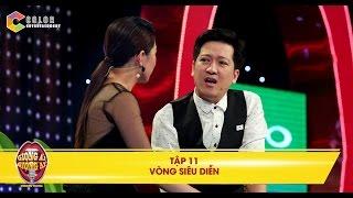 Giọng ải giọng ai | tập 11 vòng siêu diễn: Đội Trường Giang bị các thí sinh lừa một cú ngoạn mục