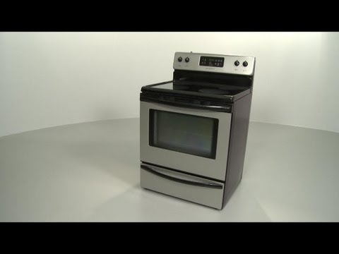 Frigidaire Electric Stove Amp Oven Disassembly Range