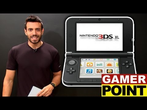 3DS gigante / Novo final em Mass Effect 3 / Filme de NFS / Pokémon - Gamer Point