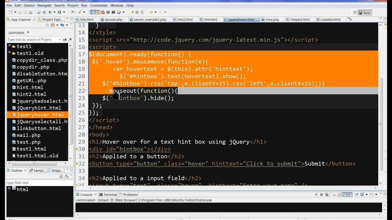 how to show loading image in jquery on button click