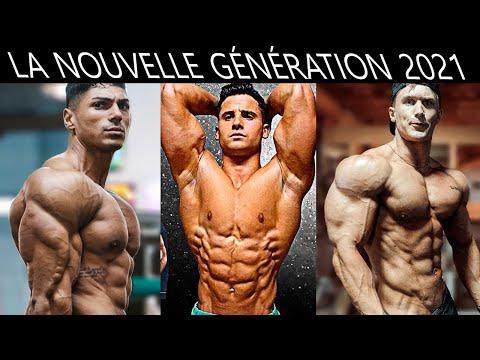 LA NOUVELLE GÉNÉRATION 🔥 Gym Motivation 2021 - THE NEW GENERATION