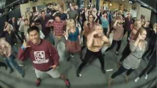 The Big Bang Theory Flash Mob! (Full Version Compilation