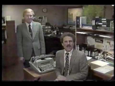 WMTV Newscene 15 Promo 1984