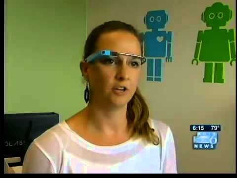 Shriners Hospital testing Google Glass