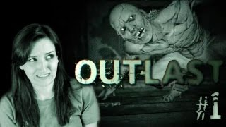 Outlast #1 - I'M GETTING THAT PROMOTION!! - w/ Facecam Reactions