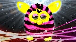 Straight Stripes Furby Boom Interaktywny Pluszowy