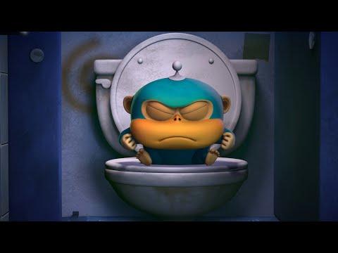Vesmírne opice 5 - Kúpeľna