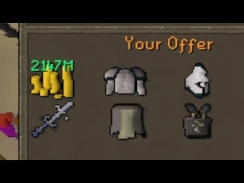 HUGE FUCKN RUNESCAPE GIVEAWAY MILLIONS UPON BILLIONS