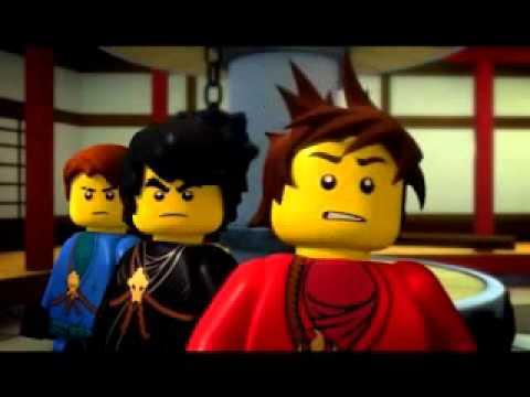 Lego NinjaGo xanh la phan1 tap4