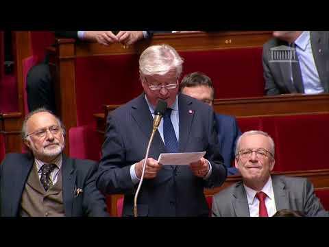 M. Didier Quentin - Retards SNCF