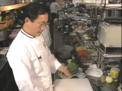 Winter Melon Soup from Chef James Wong