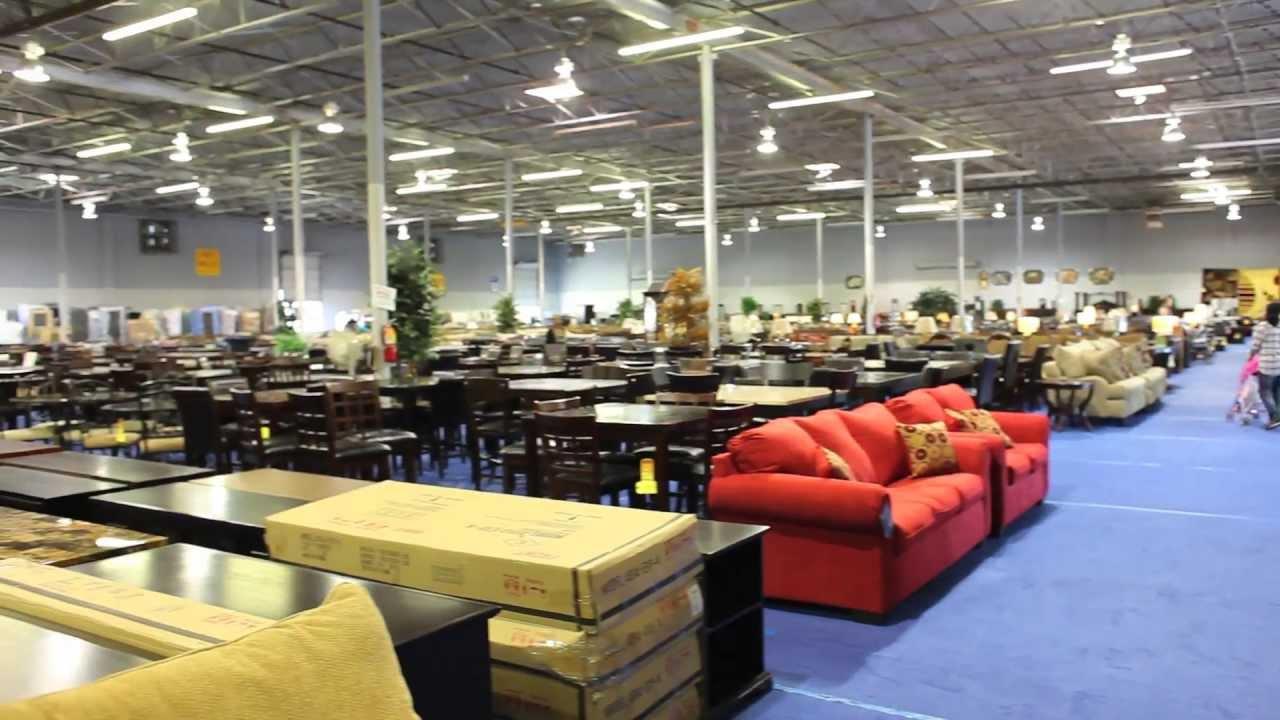 Huge furniture store in dallas american furniture mart for Furniture one dallas