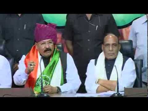 Satpal Maharaj to Join BJP in the presence of Shri Rajnath Singh