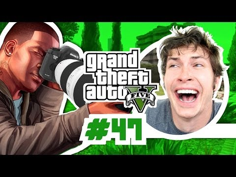 Grand Theft Auto V - SEX TAPE! - Part 47