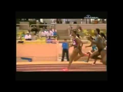 Carmelita Jeter - Sprint Analysis 2