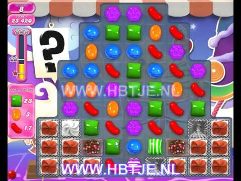 Candy Crush Saga level 662