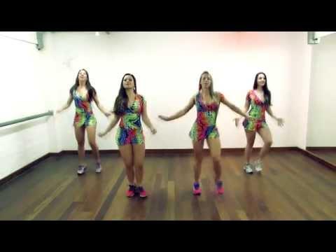 Coreografia Varinha Mágica - Coreógrafa Carla Viviane