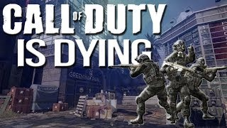 "Amazing COD Rap Song! ""COD IS DYING"""