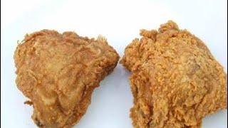 How to cook kfc original fried chicken recipe | kfc original chicken recipe at home