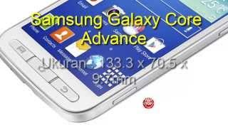 Samsung Galaxy Core Advance Harga N Spesifikasi