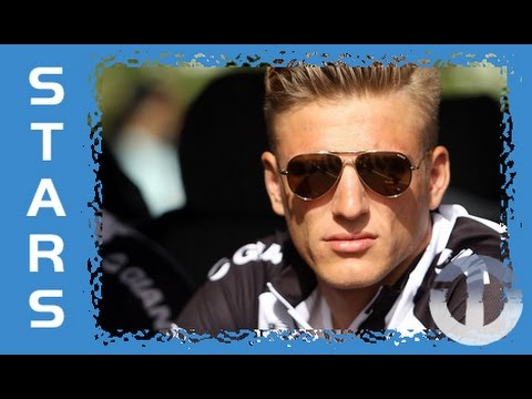 Marcel Kittel on Trans World Sport