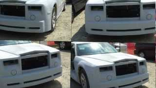 "2008 Chrysler 300 ""Phantom"" Body Kit Install Pedros Auto"